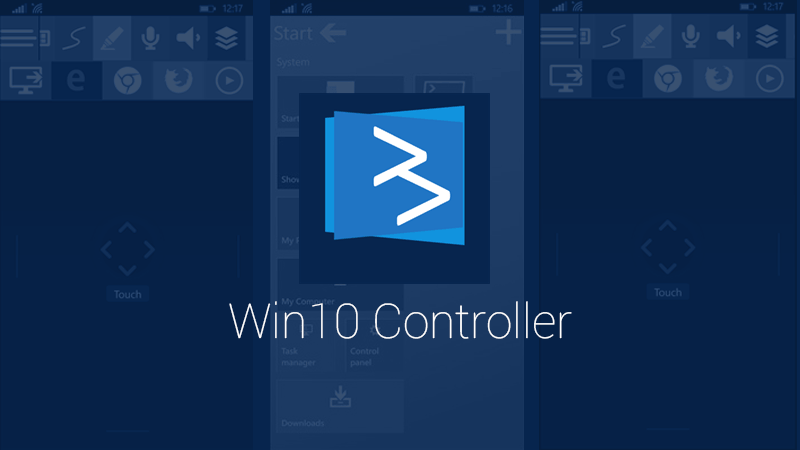 win10-controller